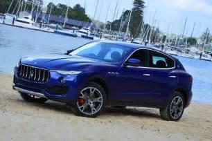 Maserati Levante 2017 Maserati Levante Review Caradvice