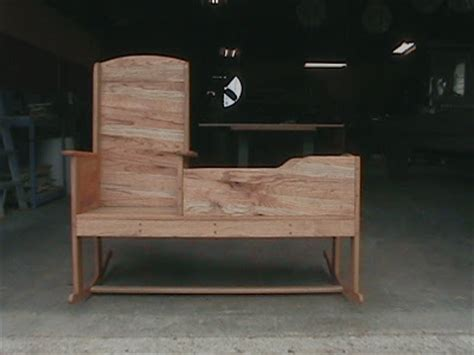 rocking chair cradle combo plans wddsr woodworks rocking chairs or cradles or both