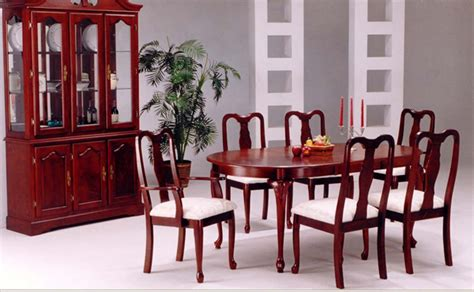 queen anne dining room set queen anne dining room set home interior design ideas