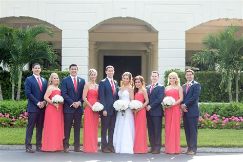 navy blue and coral wedding coral and navy blue wedding google search pinteres