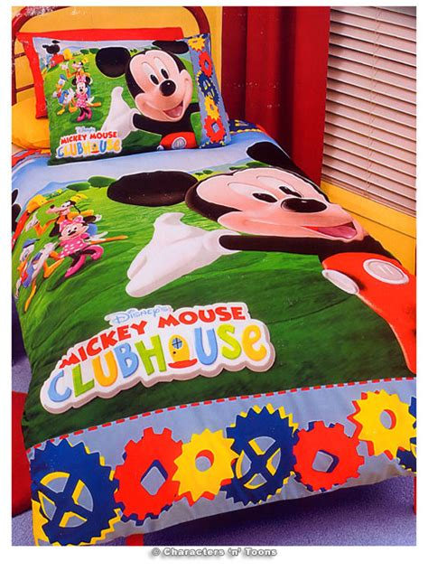 mickey mouse clubhouse toddler bedroom set how to find the most durable bed sheets for kids bed