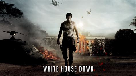 movies like white house down full hd wallpaper white house down channing tatum poster desktop backgrounds hd 1080p