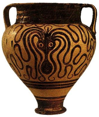 vasi micenei pin disegno di francesco g on