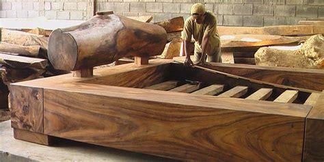 Ranjang Kayu Biasa ranjang unik seberat 1 8 ton loexie