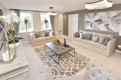 living room show melton road showhomes designed to reflect nottingham s