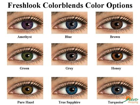 Shop Eye Colour Fusion by Buy Coloured Lenses In Nepal