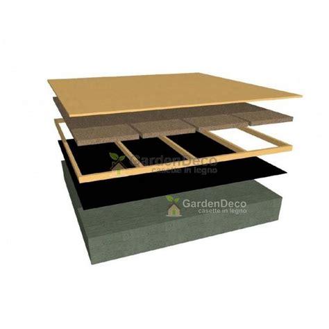 isolamento pavimento isolamento pavimento per casette in legno gardendeco