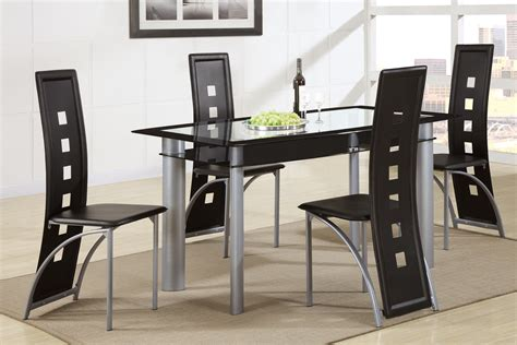 dining set table 4 chair