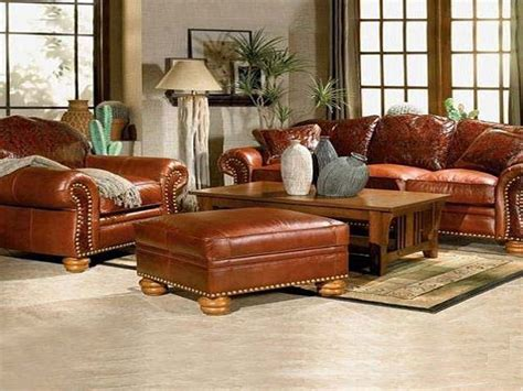 Brown Leather Decor by 17 Best Ideas About Brown Leather Furniture On