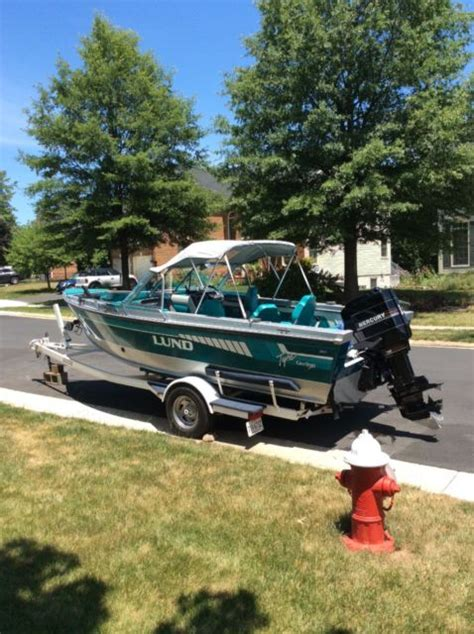 lund boats virginia 1993 lund grand sport 1850 tyee loaded excellent condition