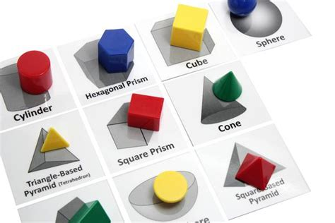 shape pattern matching geometric solid shapes match with matching cards