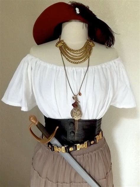 diy pirate costume s pirate costume by passionflowervintage pirate costumes