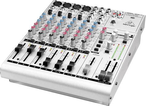 Mixer Behringer Eurorack behringer eurorack ub1204 pro 12 input 2 2 mic line mixer