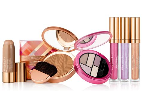 Elizabeth Arden Bronzing Collection by Win The Entire Elizabeth Arden Sunset Bronze Collection