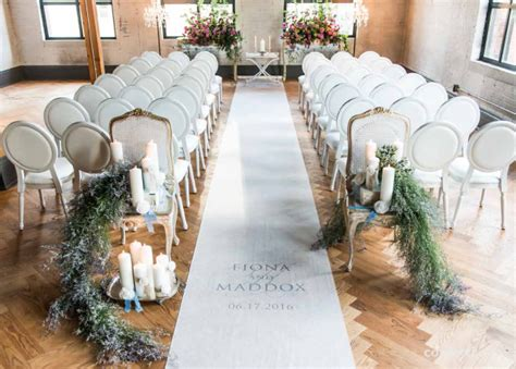 Vintage Wedding Aisle Decorations by Get The Look New Vintage Wedding Decor Confetti Co Uk