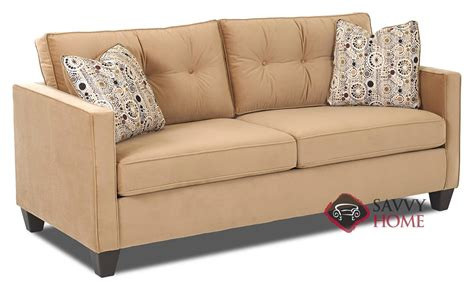 bristol fabric sofa by savvy is fully customizable by you