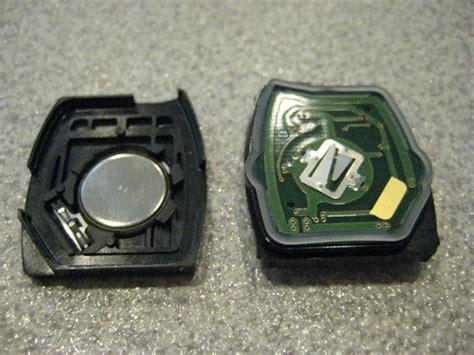 replacing car key battery honda