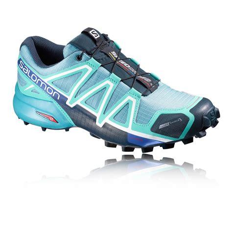 Salomon For 4 salomon speedcross 4 cs womens trail running shoes 46