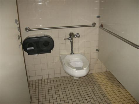 Handicap Bathroom Stall by Poopin Around Town The White Tavern Allston Ma