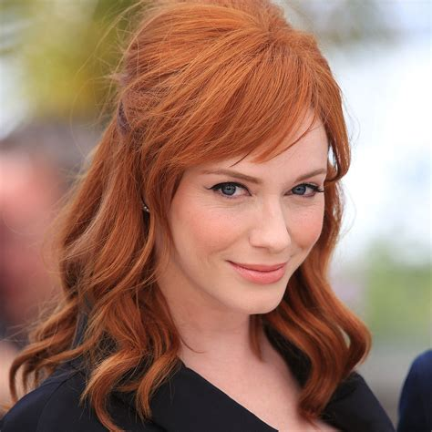 australian actress with red hair christina hendricks the hottest red haired celebrities