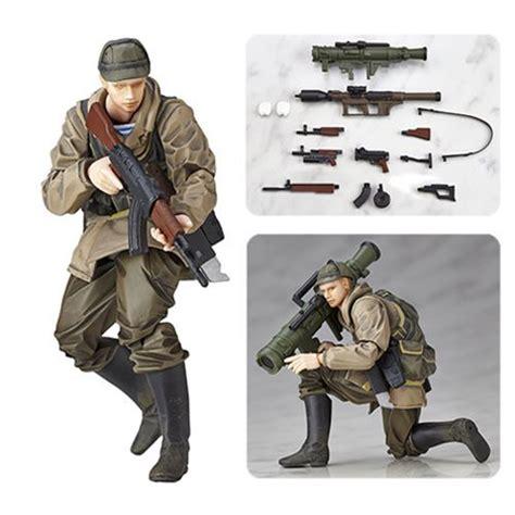 mgs 5 figures metal gear solid 5 tpp soldier figure kaiyodo