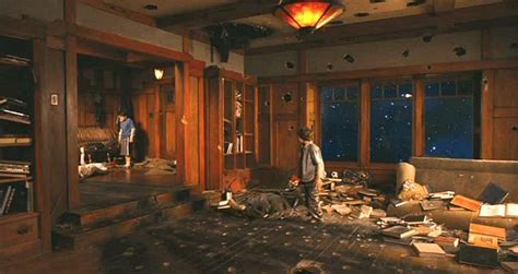"""The Craftsman House Featured in the Movie """"Zathura"""
