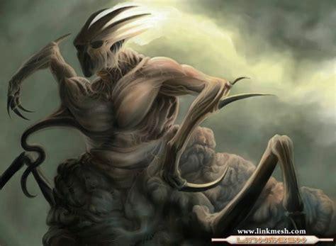 imágenes impresionantes de criaturas y monstruos reales dibujos de monstruos taringa