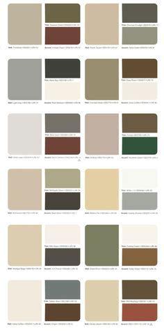 bistro historical colour palette benjamin moores copley