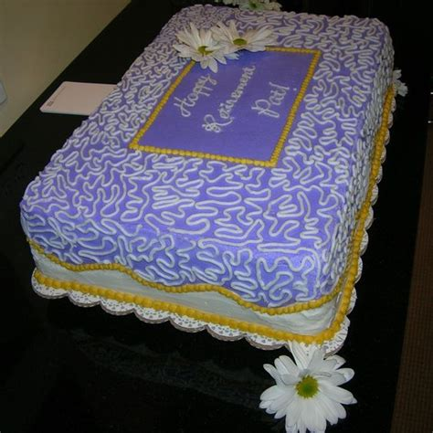 Retirement Cake Decorations by Retirement Cake Images Cake Photo Ideas All About