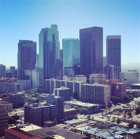 la city observation deck 10 free places with breathtaking views of los angeles