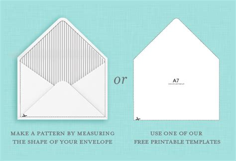 4x6 envelope template a7 envelope templates 11 free printable word psd pdf