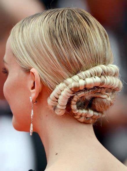 messy bun hairstyles  prom