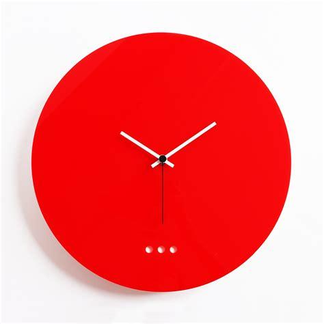 orologi arredamento orologio da parete minimal in plexiglass orologi da