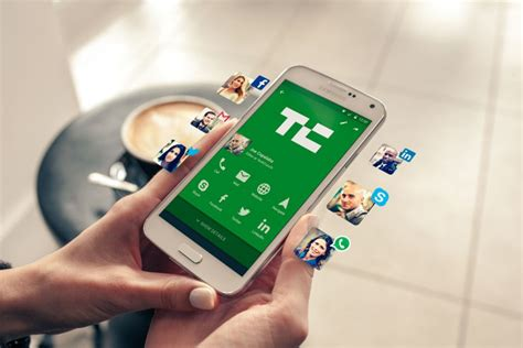 digital card haystack s new app wants to be your digital business card