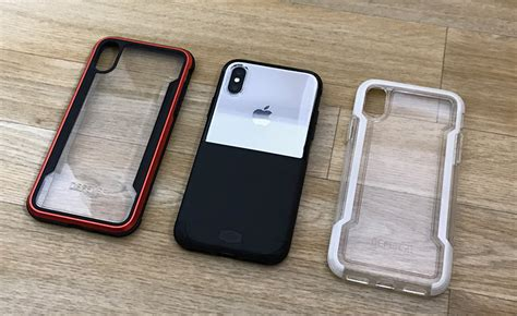 Autofocus Leather Iphone X iphone x review roundup 4 caseology x doria and magbak mac rumors