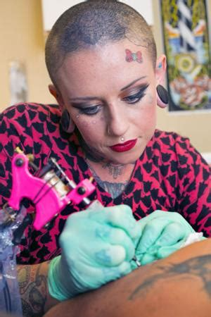 tattoo shops greensboro local artist is in running for ink master title