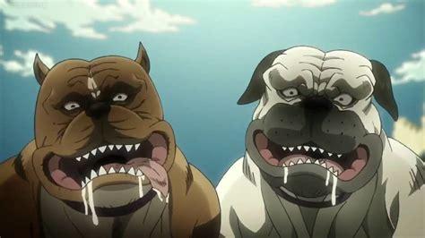 Jojo Anime Dog Compilation Of Dogs Dying In Jojo S Bizarre Adventure