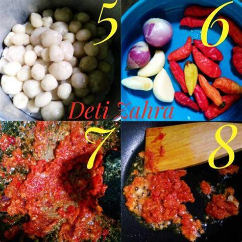 membuat cilok kuah pedas resepkokico