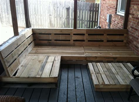pallet bench pinterest pallet deck bench pallets pinterest pallets