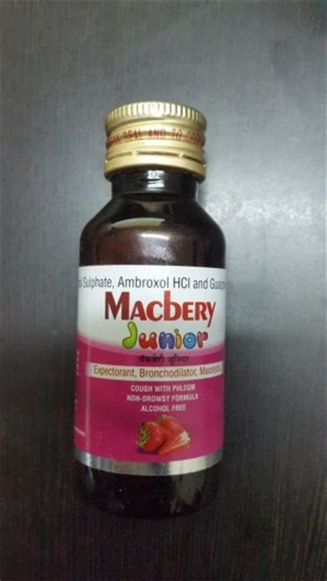 Antangin Syrup Junior 5 S macbery junior syrup exp 60ml macleods pharmaceutical