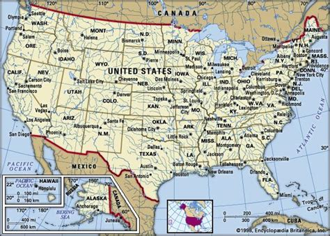 map of the united states with all bodies of water united states history map flag population