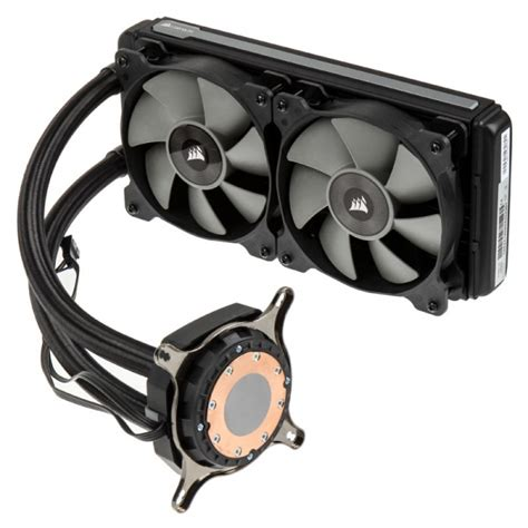 Corsair Hydro Series H115i Water Cooler 1 corsair cooling hydro series h100i v2 complete watercooling wase 290 from wcuk
