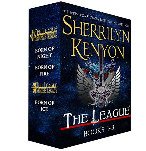 the and the gent league book 1 books the league nemesis rising books 1 3 sherrilyn kenyon