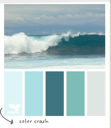 beach colors for bedroom beach decor color palette more beach ideas pinterest