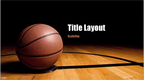 basketball templates business plan templates business marketing plan