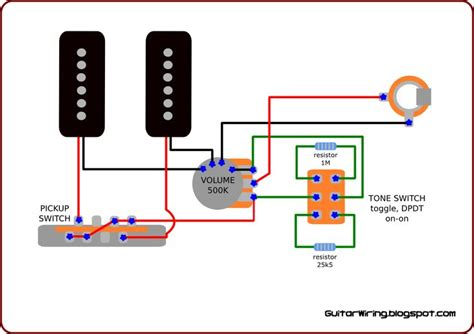 17 Best Images About Guitar Wiring Diagrams On Pinterest