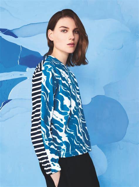 Blouse Fashion Satu Pita petit bateau collaborate with satu maaranen for and