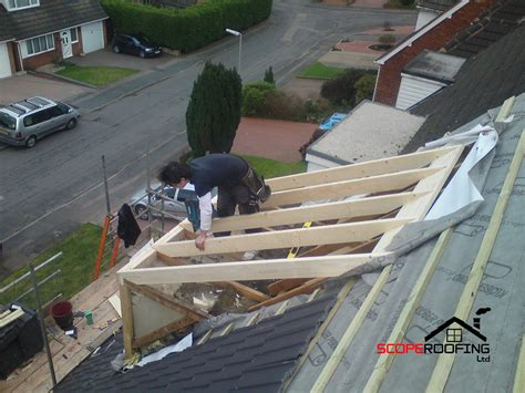 Pitched Roof To Flat Roof Should I Convert My Flat Roof To A Pitched Roof Roofingpost