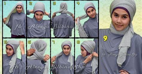 Kerudung Segi Empat Glitter cara memakai jilbab muslimah cara memakai jilbab pashmina