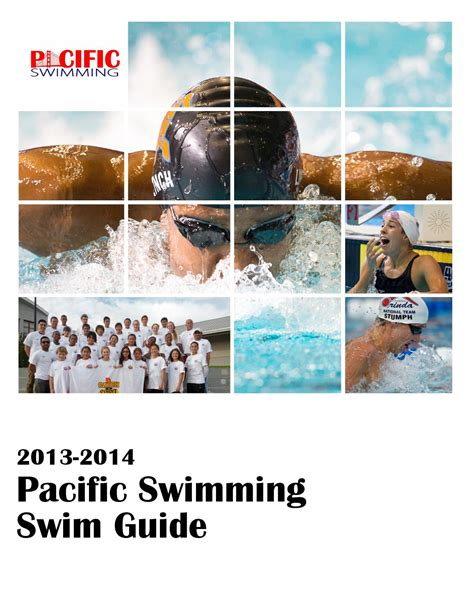 usa swimming sectional times 2013 2014 pc swim guide by pacific swimming inc issuu